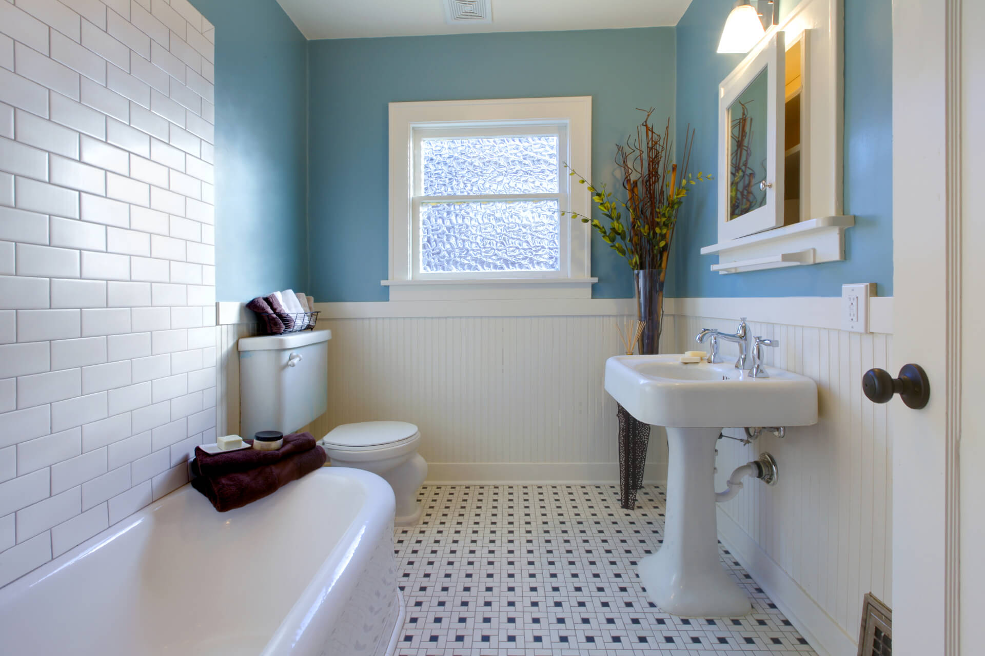 Olympia WA Painting Contractor Drywall Contractor - Bathroom remodel olympia wa