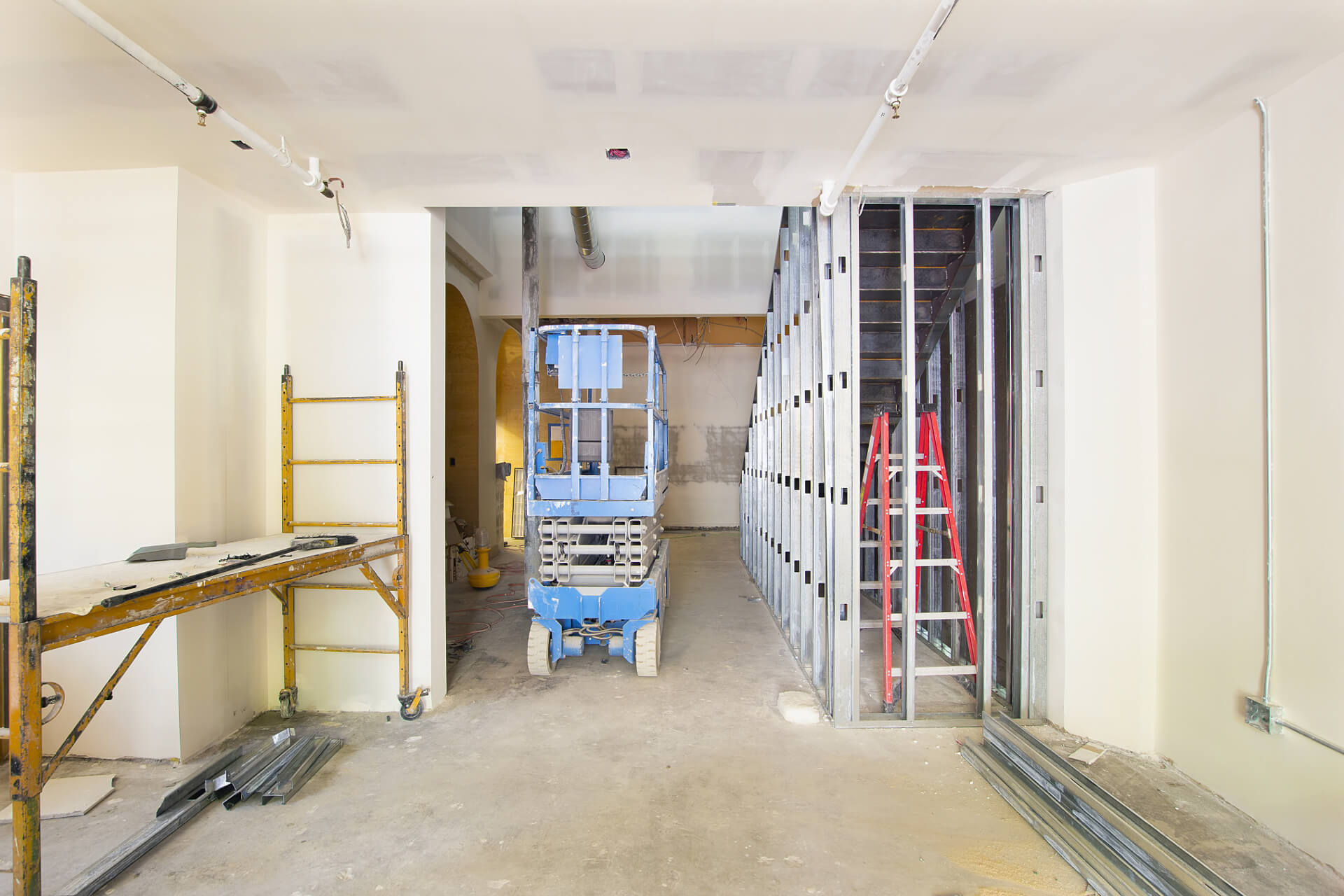 Olympia Wa Commercial Remodels Facilities Management
