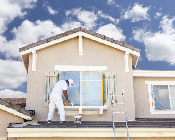 Painter Exterior Painting